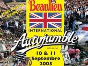 Autojumble de Beaulieu 2005