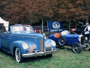 Festival Automobile Historique 2005 - Festival Automobile Historique 2005  Compte-rendu - Page 1.com
