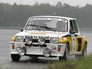 La Renault R5 Turbo
