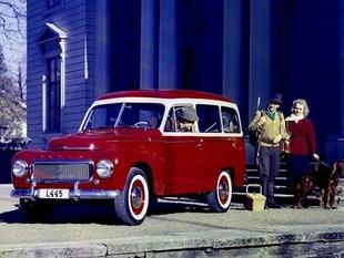 Les breaks Volvo - Saga Volvo  Histoire - Page 1.com