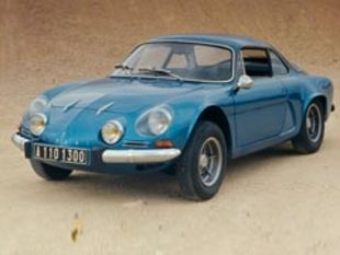 Alpine A 110, le chef d