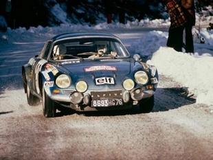 L'Alpine A 110 en compétition - Alpine Berlinette A110  Histoire - Page 3.com