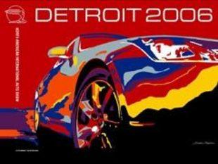Salon de Detroit 2006 -  nouveautés, concept-cars, vidéos, photos