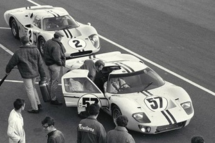 Ford GT40, la glorieuse ancêtre - Ford GT  Histoire - Page 2.com