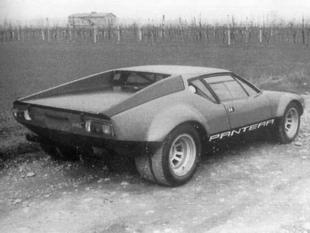 La de Tomaso Pantera en compétition - Saga De Tomaso  Histoire - Page 1.com