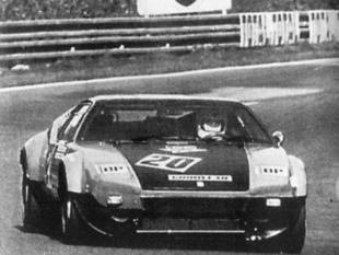 La de Tomaso Pantera en compétition - Histoire - Page 1.com