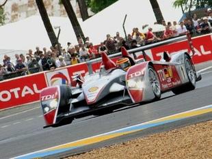 Audi R10, objectif atteint - Un diesel aux 24 Heures du Mans  Reportage - Page 1.com