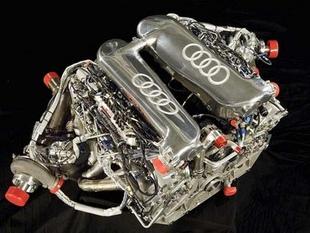 Le V12 diesel de l'Audi R10 - Reportage - Page 1.com