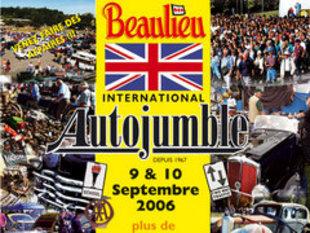 Autojumble de Beaulieu 2006