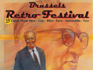 Brussels Retro Festival 2006 -  nouveautés, concept-cars, vidéos, photos