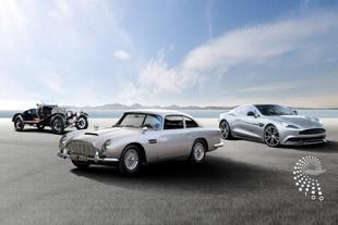 Saga Aston Martin