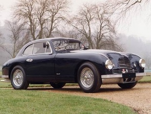 Historique Aston Martin après-guerre - Saga Aston Martin  Histoire.com
