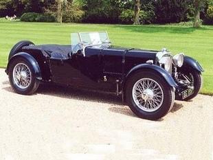 Historique Aston Martin avant-guerre - Saga Aston Martin  Histoire.com