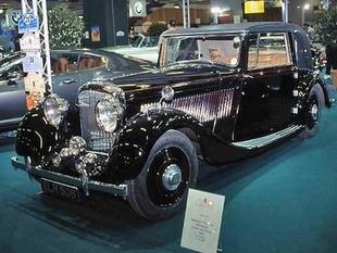 Historique Bentley avant-guerre - Saga Bentley  Histoire - Page 1.com