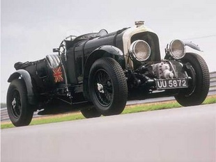 Historique Bentley avant-guerre - Histoire - Page 1.com