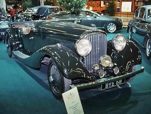 Historique Bentley avant-guerre - Saga Bentley  Histoire - Page 2.com