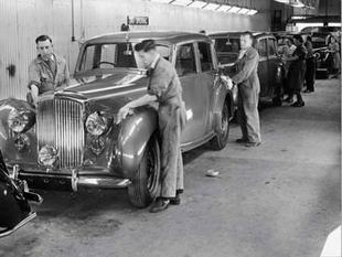 Historique Bentley après-guerre - Saga Bentley  Histoire - Page 1.com