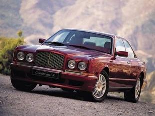 Bentley : l'époque Volkswagen - Saga Bentley  Histoire - Page 1.com