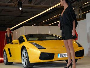Compte rendu - Salon du Cabriolet, du Coupé et du SUV 2007.com