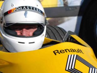 Interview de René Arnoux
