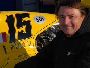 Interview de René Arnoux - 30 ans de Renault F1  Interview - Page 1.com