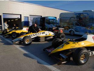 Les 30 ans de Renault en F1 - 30 ans de Renault F1  Reportage - Page 1.com