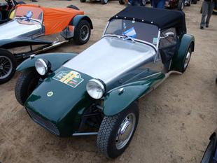 Les heures de gloire de la Lotus Seven - La Lotus Seven a 50 ans  Histoire - Page 2.com