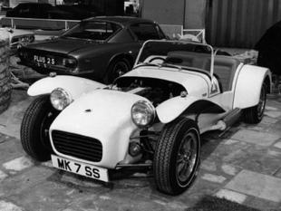 Les heures de gloire de la Lotus Seven - La Lotus Seven a 50 ans  Histoire - Page 3.com