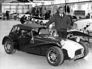 Caterham et la renaissance de la Seven - La Lotus Seven a 50 ans  Histoire - Page 1.com