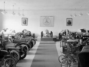 La politique patrimoniale de Mercedes - Mercedes-Benz Heritage  Interview - Page 1.com
