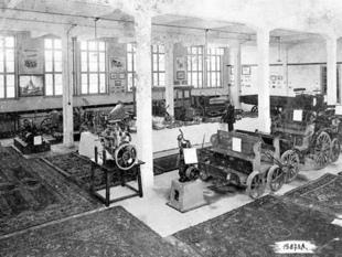 Les musées Mercedes, une longue tradition - Mercedes-Benz Heritage  Musée - Page 1.com