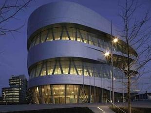Le nouveau musée Mercedes-Benz - Mercedes-Benz Heritage  Musée - Page 1.com