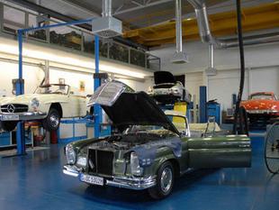 Le Classic Center - Mercedes-Benz Heritage  Musée - Page 1.com