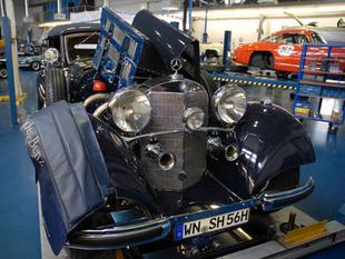 Le Classic Center - Mercedes-Benz Heritage  Musée - Page 2.com