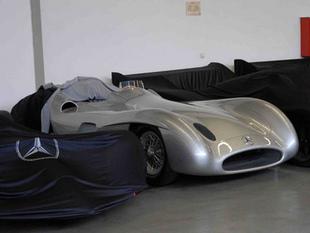 Les réserves - Mercedes-Benz Heritage  Musée - Page 1.com