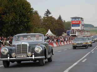 Week-end de l'Excellence Automobile de Reims 2007 - Week-end de l'Excellence Automobile de Reims  Compte-rendu - Page 1...