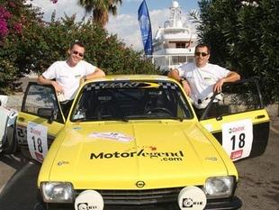 Tour de Corse historique 2007 - Reportage - Page 1.com