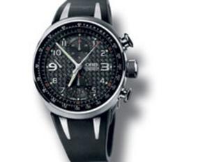Oris TT3 Chronograph - Automobile et horlogerie, même passion  Reportage.com