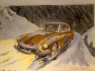 Historique du Rallye Monte-Carlo - Le Rallye Monte-Carlo  Histoire - Page 1.com