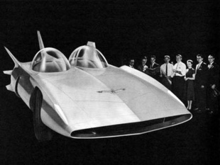 L'age d'or du design : Harley Earl et Bill Mitchell