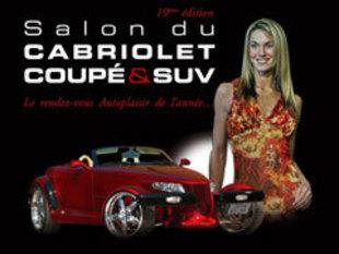 Salon du Cabriolet, du Coupé et du SUV 2008 -  nouveautés, concept-cars, vidéos, photos
