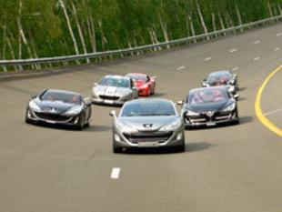 Les concept-cars Peugeot au CERAM