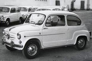 La Fiat 600 transfigurée - Abarth : les origines du mythe  Reportage.com