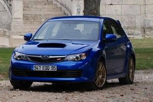 Subaru Impreza WRX STi / Mitsubishi Lancer Evolution - Notre avis Comparatif auto.com