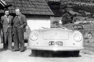 60 ans de désir à travers l'histoire - Porsche 60 ans de désir  Histoire.com