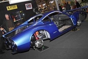 Compte rendu - Rétromobile 2009.com