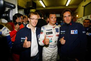 Les essais : Peugeot en pôle position - 24 Heures du Mans 2009  Reportage.com