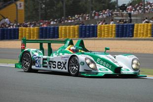 LMP2 : Victoire du Team Essex sur Porsche Spyder - 24 Heures du Mans 2009  Reportage.com