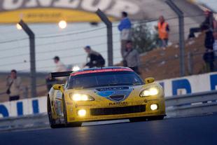 GT1-GT2 : Corvette Racing et Risi Competizione - 24 Heures du Mans 2009  Reportage.com