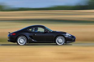 Nissan 370 Z / Porsche Cayman - Sur la route Comparatif auto.com